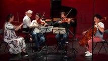 Robert Schumann : Quintette pour piano et cordes op. 44 (Rossano/Fesneau/Szigeti/Boisseau/Moreau)