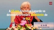 Christine Lagarde : portrait d'une pionnière