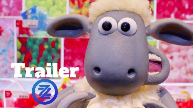 Shaun the Sheep Movie: Farmageddon Trailer #2 (2019) Justin Fletcher, John Sparkes Animated Movie HD