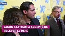 VIDEO. Jason Statham relève le défi du Bottle Cap Challenge… p...
