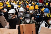 Riots Break Out in Hong Kong Over Controversial Extradition Bill