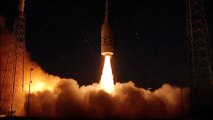 """NASA: Prueba """"crítica"""" del sistema de aborto de la nave Orión que podría llevar humanos a la Luna"""