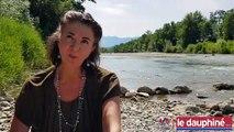 Vallée de la Drôme. Le premier festival international du film de rivière, c'est les 4,5,6,7 juillet