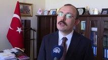 AK Parti Grup Başkanvekili Muş: 'Temel amacımız, Türkiye'nin dünyadaki turizm gelirlerinden daha fazla pay almasını sağlamak' - TBMM