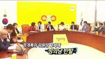 심상정 '버티기' 가능성까지…민주당 정개특위 가닥