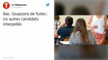 Soupçons de fuites au bac: six nouveaux lycéens interpellés à Paris et à Marseille