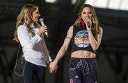Beendet Geri Horner die Spice Girls Tour?