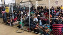 'Dangerous overcrowding' decried at Texas migrant detention centers