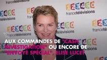 Elise Lucet épinglée à tort par une association, elle riposte fermement