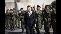 Qui est  Ursula von der Leyen, la première femme nommée à la présidence de la Commission européenne