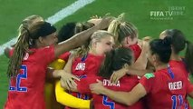 This Is What Alex Morgan's Weird Goal Celebration Was Really All About