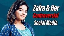 All Controversies Of Zaira Wasim That Created A Stir