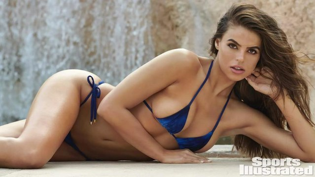 Brooks Nader Is the First Rookie of SI Swimsuit 2020