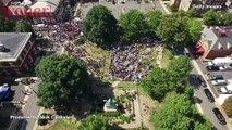 Charlottesville, Virginia Swaps Holiday Celebrating Jefferson's Birthday With Day Celebrating the Emancipation of Slaves