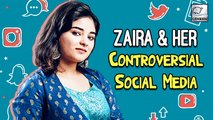All Controversies Of Zaira Wasim That Created A Stir