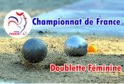 Championnat de France Doublette Féminine à Rumilly (74)