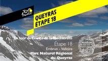 Étape 18 : Parc naturel régional du Queyras