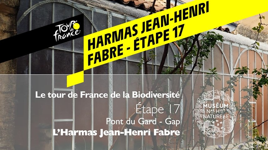 Étape 17: Harmas Jean-Henri Fabre