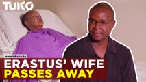 Erastus Ofula's wife passes away