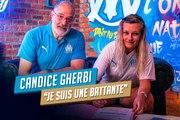 Candice Gherbi : «Je suis une battante»
