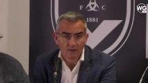 """Eduardo Macia : """"Nous travaillons sur deux nouveaux joueurs"""" I Girondins mercato"""