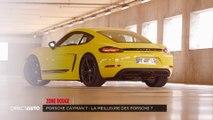 Zone Rouge : Porsche Cayman 718 T : La meilleure des Porsche ?