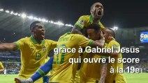 Copa América: le Brésil qualifié en finale, écrase l'Argentine