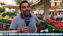 Le 18:18 - Marseille : sur le marché de Noailles, on fait la chasse aux sacs en plastique