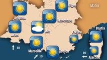 Météo en Provence : des valeurs au-dessus de 30°C