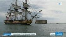 L'Hermione et Fort Boyard : les deux emblèmes de la Charente-Maritime réunis (12/13 - France 3 Poitou-Charentes - 3 juillet 2019)
