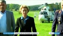 Commission européenne : l'Allemande Ursula von der Leyen désignée présidente