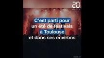 Les 10 festivals à ne pas rater cet été près de Toulouse