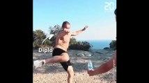 Le #BottleCapChallenge ou comment ouvrir une bouteille façon Bruce Lee