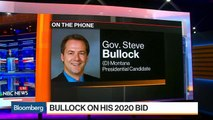 Dems Need to Win Back Places They Lost, Says Presidential Candidate Bullock