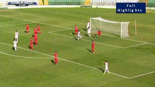 Jagoš Vuković Injury - Olympiakos Piraeus vs Lechia Gdansk  03.07.2019