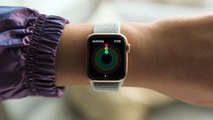 Apple Watch Comme Your Rings : Jessica