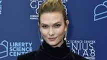Karlie Kloss On Being Related to the Trumps Through Marriage | THR News