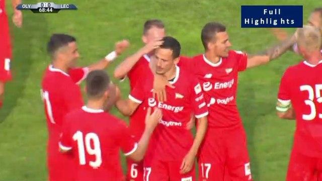 1-0 Rafal Wolski Goal  - Lechia Gdansk 1-0 Olympiakos Piraeus 03.07.2019