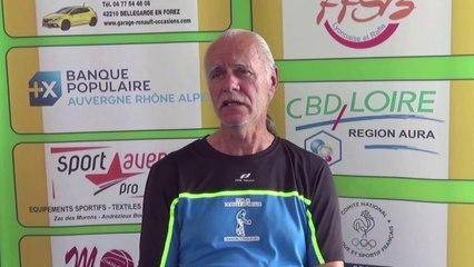 La Raffa Volo en trois minutes avec Dominique Jouanard, président du Comité National de Boule Bretonne, France Raffa Volo, Feurs 2019
