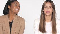 Jessica Alba and Gabrielle Union play 'How Well Do you Know Your Co-Star?'