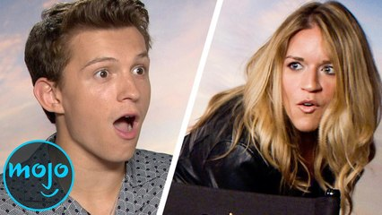 Spider-Man: Far From Home CAST Interview
