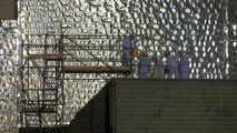 Un nouvel abri de confinement pour Tchernobyl