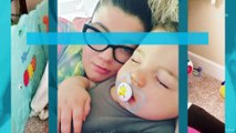 'Teen Mom OG' Star Amber Portwood's 'Heart Melted' Over This Super Cute Pic of Son James