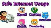 Safe Internet Usage for Kids: Email, Chatting, Social Net, Downloading