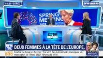 Christine Lagarde et Ursula von der Leyen: deux femmes à la tête de l'Europe