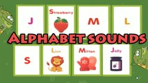 Alphabet Match, ABC Phonics Flashcards Learning game, Letter Sounds, Preschool Activity