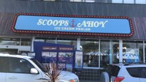 Baskin-Robbins Recreated The Scoops Ahoy Ice Cream Shop From 'Stranger Things'