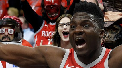 PISSED Rockets Fan TRASH Clint Capela's Car After LOSS To Warriors In Playoffs