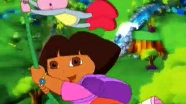 Dora the Explorer Season 2 Episode 20 - Super Spies