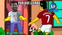 Exclusivo: Los memes también lloraron (de la risa) por la derrota de Argentina